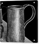 Tinsmith's Refreshment Acrylic Print