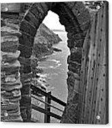 Tintagel Portal 1 Acrylic Print