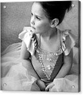 Tiny Dancer Acrylic Print by Stephanie Grooms