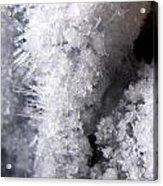 Tiny Ice Acrylic Print