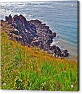 Tip Of Cape D'or-ns Acrylic Print