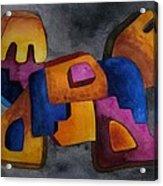 Tipa Rumi Apu Acrylic Print