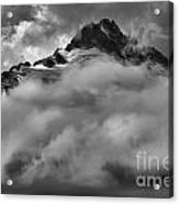Tips Of The Tantalus Acrylic Print