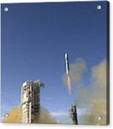 Titan II Rocket Launch Acrylic Print