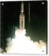 Titan Iv-b Launch Acrylic Print