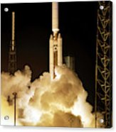Titan Ivb Launch Acrylic Print