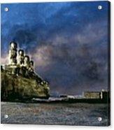 Titanic Late Arrival Acrylic Print