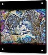Titanic - True Love Acrylic Print