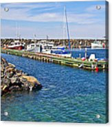 Tiverton On Digby Neck-ns Acrylic Print