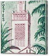 Tlemcen Great Mosque Acrylic Print