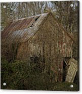 To Be Versed In Country Things Acrylic Print