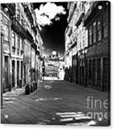 To The Light In Porto Acrylic Print
