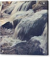 To The Place I Love Acrylic Print by Laurie Search