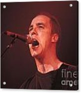 Toad The Wet Sprocket - Glen Phillips Acrylic Print