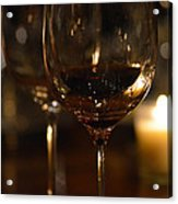Toast For Wine Lovers 1 Acrylic Print