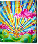 Today Is A New Day Acrylic Print