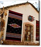 Todos Los Santos Market Acrylic Print