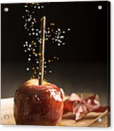 Toffee Apple Acrylic Print