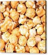 Toffee Popcorn Acrylic Print