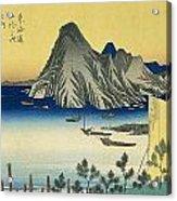 Tokaido - Maisaka Acrylic Print