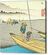 Tokaido - Mitsuke Acrylic Print