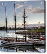 Tole Mour For Sale Acrylic Print