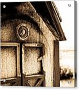 Toledo Mailbox Acrylic Print