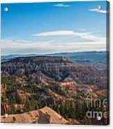 Toll Of Time Acrylic Print