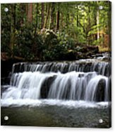 Tolliver Falls Maryland Acrylic Print