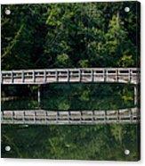 Tolmie Bridge Acrylic Print