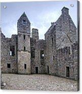Tolquhon Castle 4 Acrylic Print