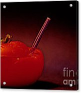 Tomato Juice Acrylic Print