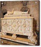 Tomb Of Vasco Da Gama Acrylic Print