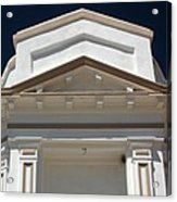 Tombstone Courthouse Acrylic Print