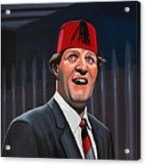 Tommy Cooper Acrylic Print