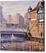 Tonbridge Castle Acrylic Print