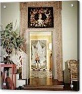 Tony Duquette's Entrance Hall Acrylic Print