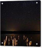 Too Many Stars Acrylic Print