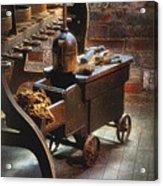 Tool Cart Acrylic Print