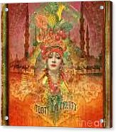 Tooty La Fruity Acrylic Print