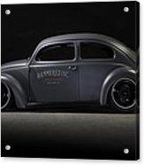 Top Chop Beetle 2 Acrylic Print
