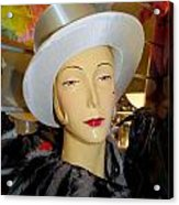 Top Hat Tallulah Acrylic Print