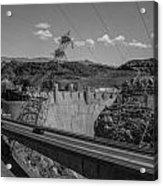 Top Of The Dam Acrylic Print