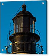 Top Of The Key West Lighthouse  Acrylic Print