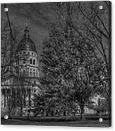Topeka Capital Acrylic Print