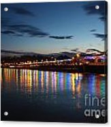 Torbay Nights Acrylic Print
