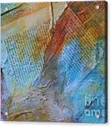 Torn Pages Acrylic Print