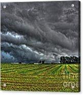 Tornado Over Madison 5 Acrylic Print