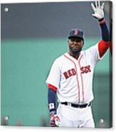 Toronto Blue Jays V Boston Red Sox Acrylic Print