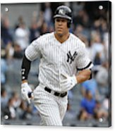 Toronto Blue Jays vs New York Yankees Acrylic Print